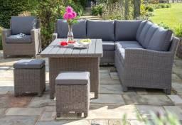 Indonesian outdoor garden rattan furniture