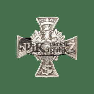 Przypinka Krzyża Narodowych Sił Zbronych
