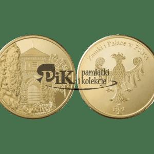 Moneta zamek w Ojcowie v2