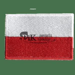 Naszywka flaga Polska