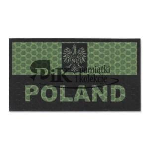 Naszywka Polska - Duża - OD - POLAND