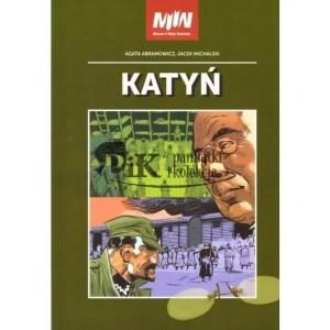 Komiks Katyń