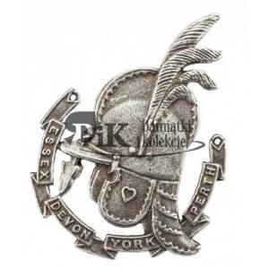 Husaria Szyszak -Odznaka Pociągów Pancernych