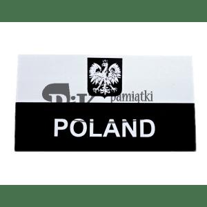 Naszywka Polska Herb JWK Lubliniec