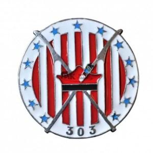 Odznaka 303 Dywizjonu Myśliwskiego