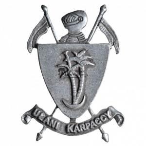 Odznaka Pułku Ułanów Karpackich