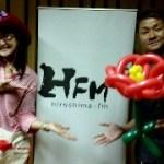 広島FMさん ★5COLORS『5カラー ザ●インタビュー』