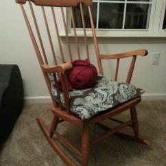 Grandma Rocking Chair High Convertible Granny Achievement Unlocked Pikaknits