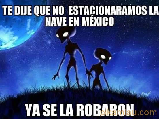 aliens mexico