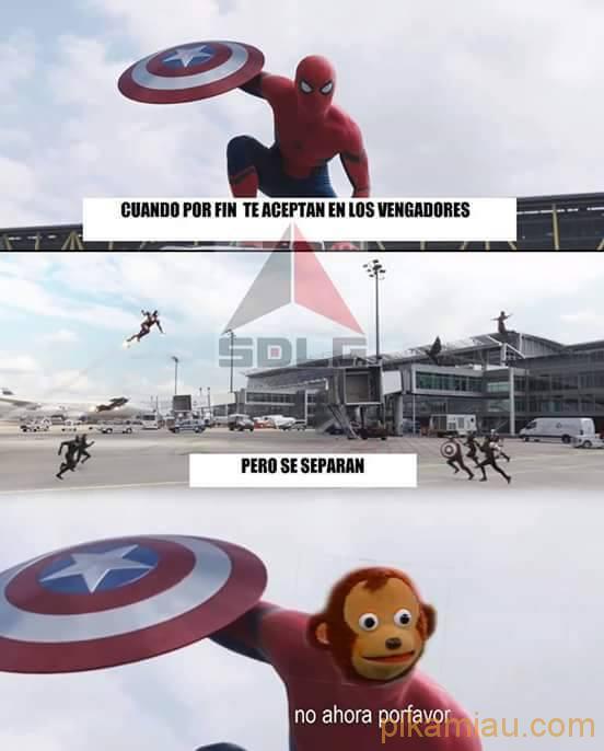 ahora no por favor civil war