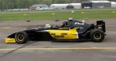 2-seater F1