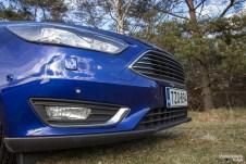 Ford Focus etupää