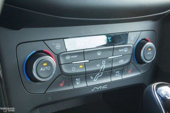 Ford Focus lämpötilasäätimet