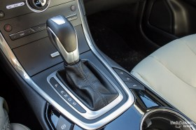 Ford S-MAX gear lever