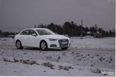 Audi A4 HDR