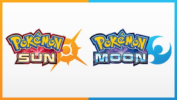 Pokemon Moon and Sun