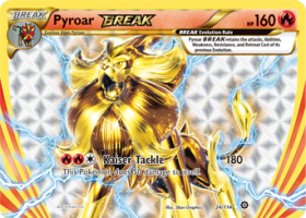 pyroar-break