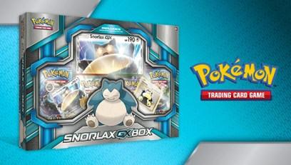 Snorlax-GX box