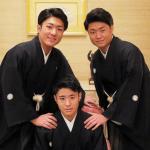 中村橋之助(芝翫)の息子3兄弟の学歴や彼女の噂は?歌舞伎の評判も調査!