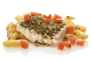 Basil Pesto Pike