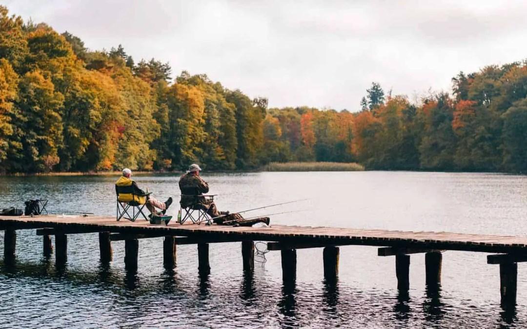 Dead Bait Pike Fishing