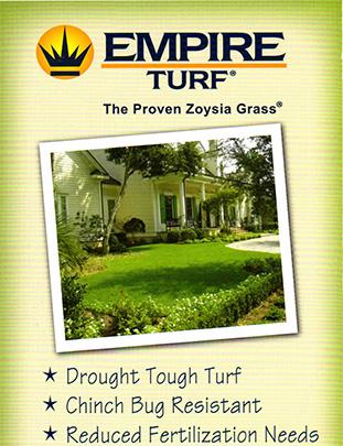EMPIRE Turf Brochure