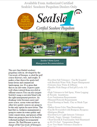 Sea Isle 1 Website