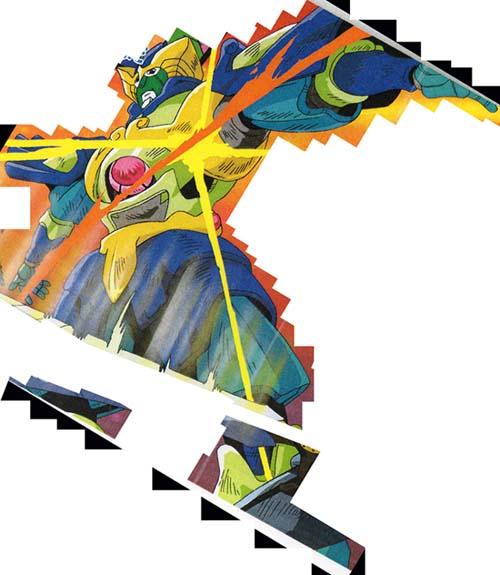 魔空戦神(1): pikesgtsのブログ