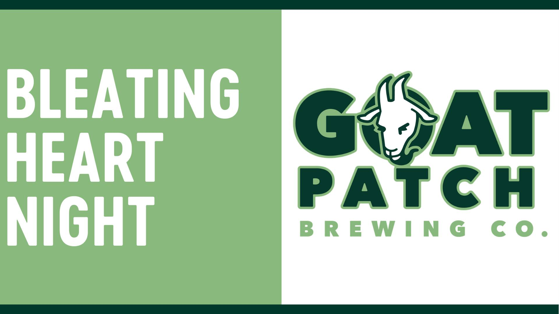 PPDD Fundraiser at Goat Patch Brewing Co.
