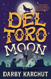 Del Toro Moon Book Cover