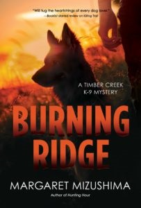 Burning Ridge, cover