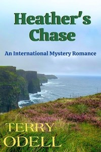Heather's Chase - Cover