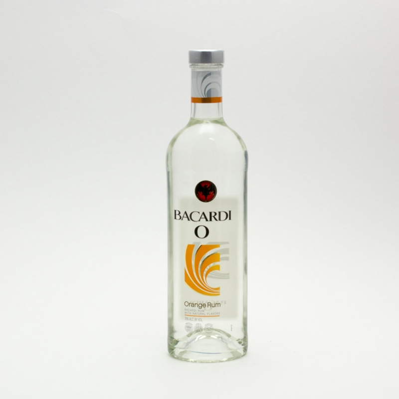 Bacardi - O Orange Rum - 750ml | Beer. Wine and Liquor Delivered To Your Door or business. 1 hour alcohol delivery
