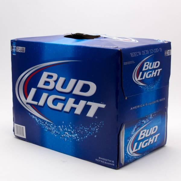 Bud Light - Beer 12oz 30 Pack Wine And Liquor Delivered Door Business