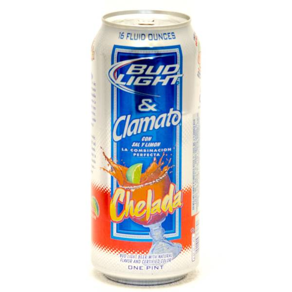 Chelada Bud Light