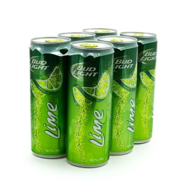 Bud Light Lime - 12oz 6 Pack Beer Wine And Liquor Delivered Door Business. 1