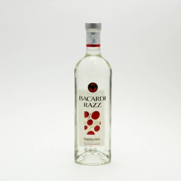 Bacardi - Razz Raspberry Rum - 750ml | Beer. Wine and Liquor Delivered To Your Door or business. 1 hour alcohol delivery