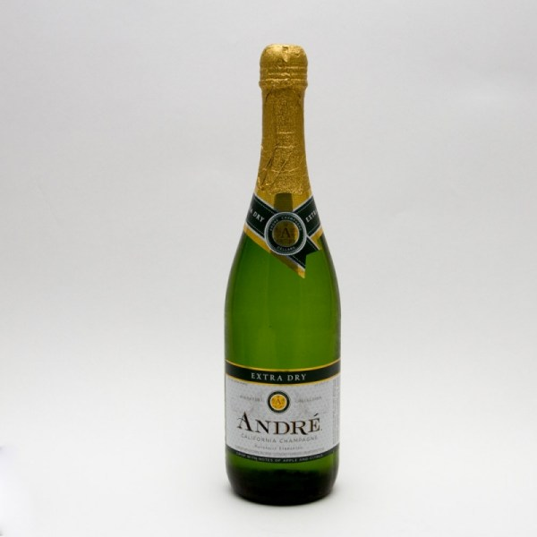 Andre - Extra Dry 750ml Beer Wine And Liquor