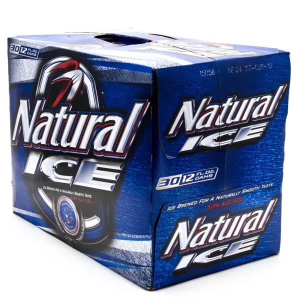 Natural Light 30 Pack Price