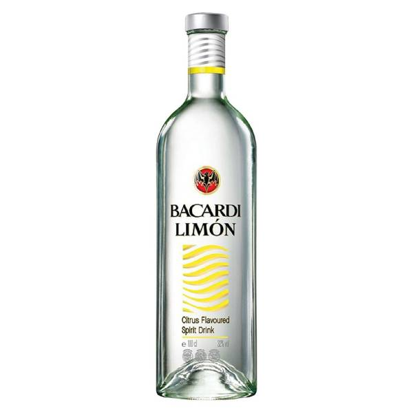 Bacardi Limon Rum - 750mL | Beer. Wine and Liquor Delivered To Your Door or business. 1 hour alcohol delivery