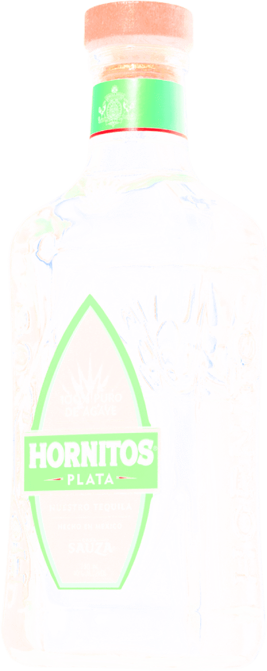Tequila Hornitos Plata 750mL  Beer Wine and Liquor