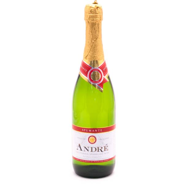 Andre California Sparkling Wine - Spumante 9 Acl