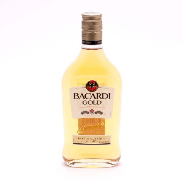 Bacardi Gold Original Premium Crafted Rum - 40% ACL -375ml | Beer. Wine and Liquor Delivered To Your Door or business. 1 hour alcohol delivery