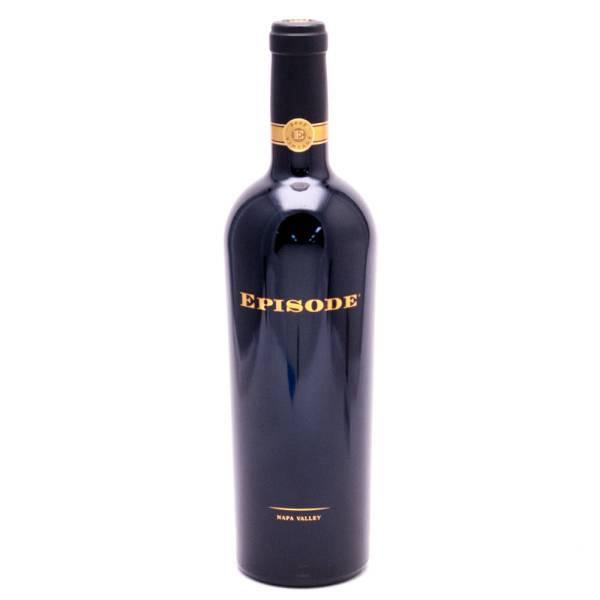 Episode Red Wine 2002 750ml  Beer Wine and Liquor