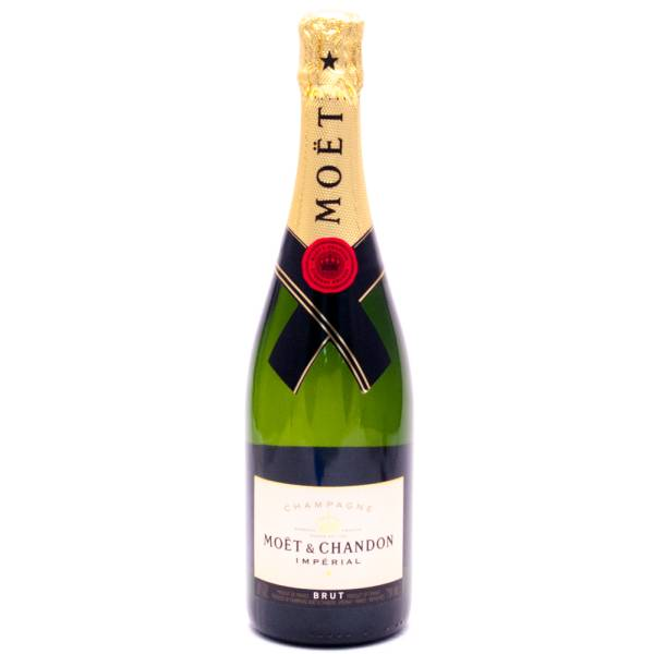 Moet & Chandon Champagne Brut Imperial - -12 Alc 750ml