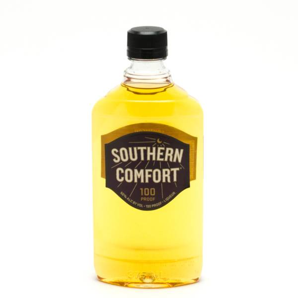 Southern Comfort 100 Proof Liquor 375ml Beer Wine And