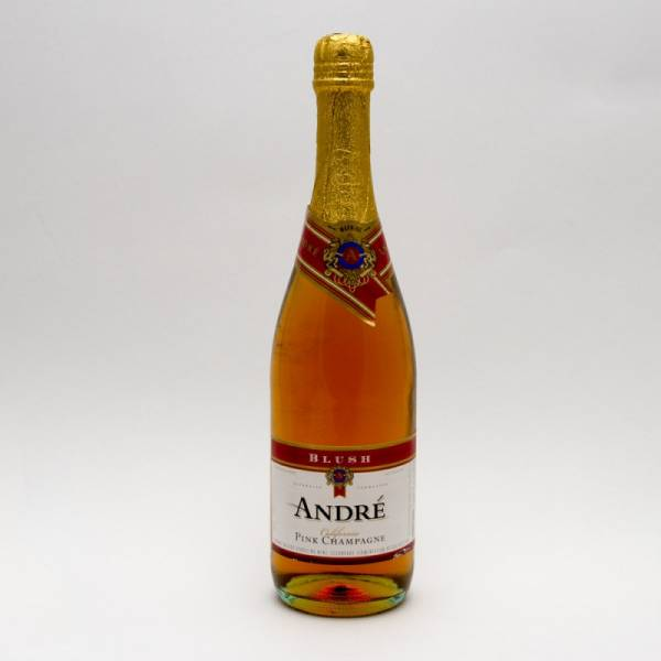 Andre Blush 750ml Beer Wine And Liquor Delivered