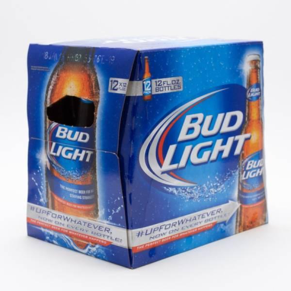 Pack Of Bud Light Bottles