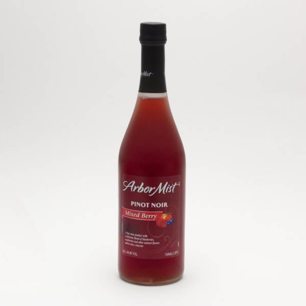 arbor mist pinot noir mixed berry beer wine and liquor delivered to