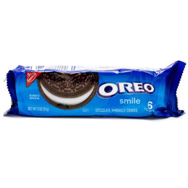 Oreo 6 Cookie Pack 2oz Beer Wine and Liquor